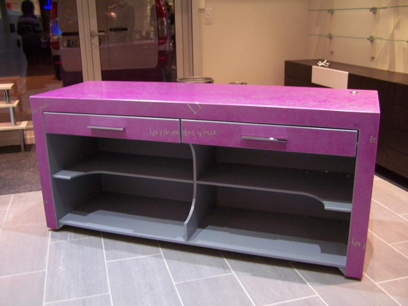 decors peints les dcors spcialiss pour les commerces. Black Bedroom Furniture Sets. Home Design Ideas
